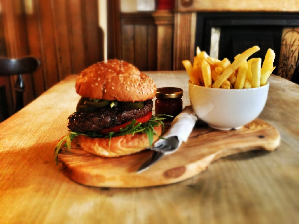 £6 Burger Night Every Monday