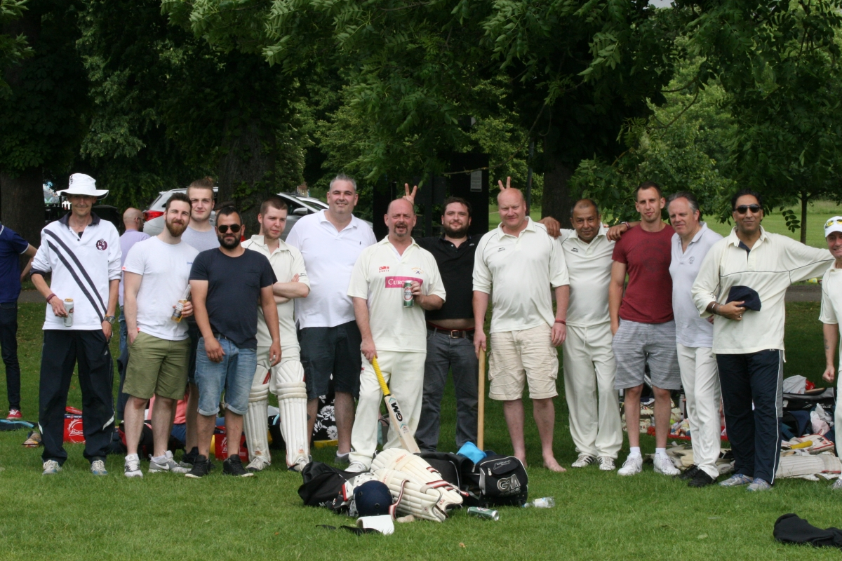 Charity Cricket