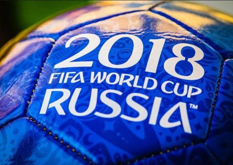 2018 World Cup From Russia